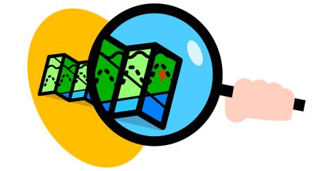 Prezentacja danych na mapie w technologiach Google Charts oraz jQuery JavaScript