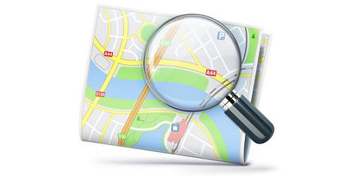 Interaktywna soczewka – graficzna forma prezentacji danych na mapie internetowej