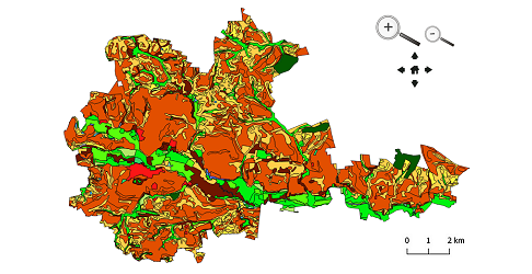 Wpływ kompresji rastra na wydajność aplikacji mapowej